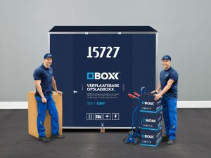 10m3 Boxx on Wheels Schiedam